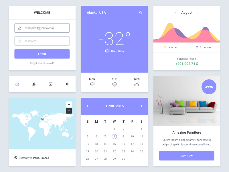 20 awesome design freebies for designers