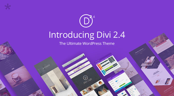Divi 2.4 is here, and it's more than just an update! (sponsored)