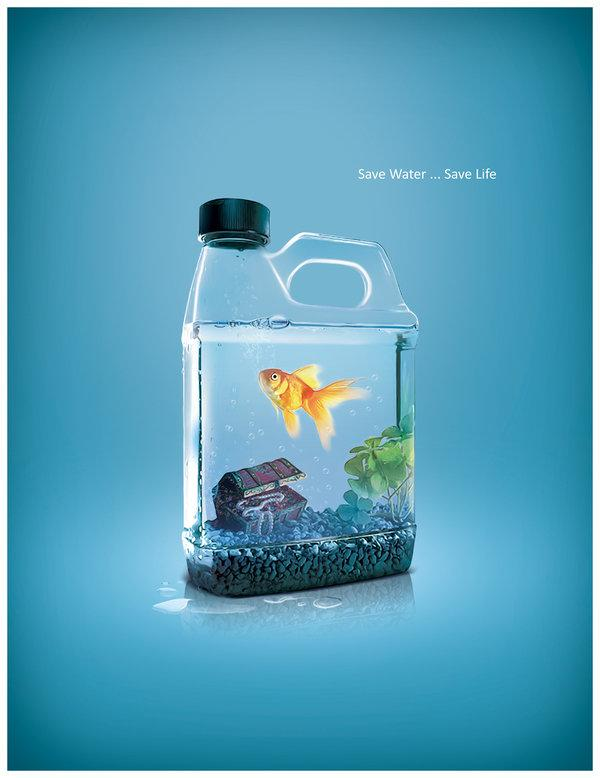 save-water-poster