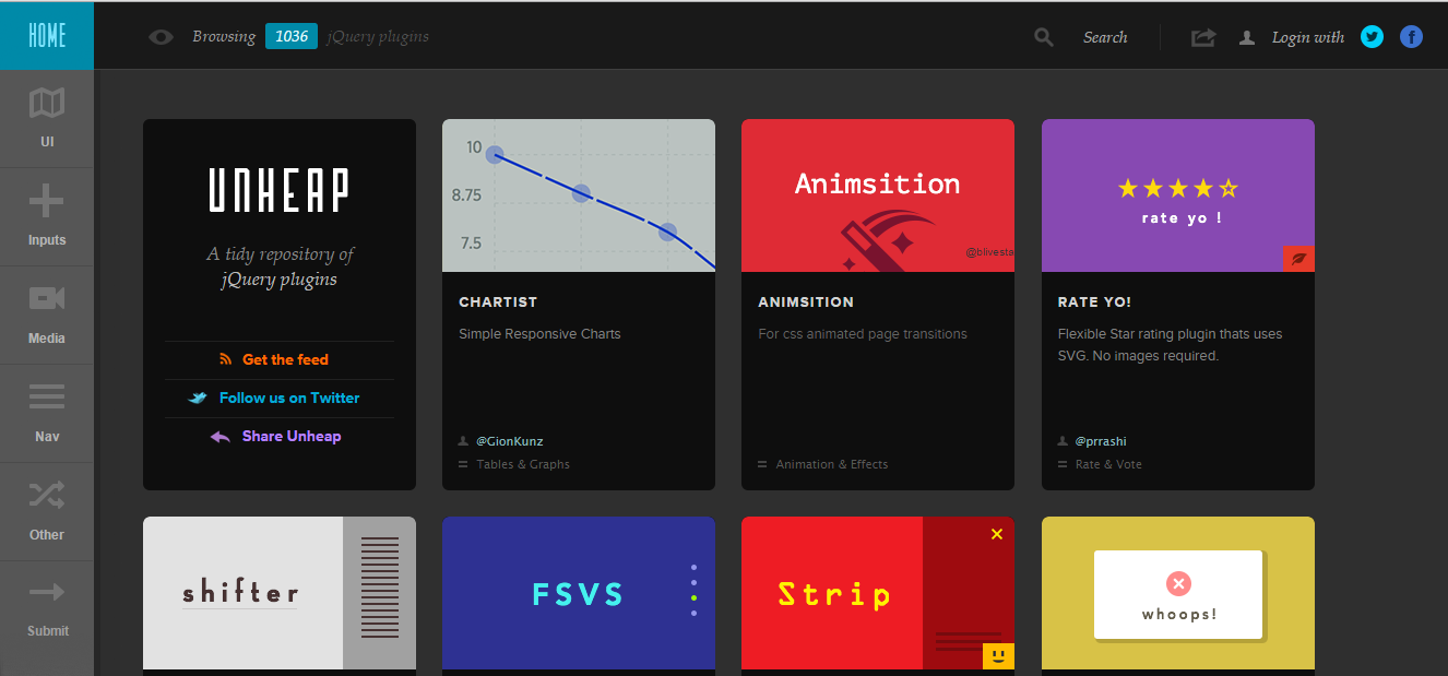 10 good examples of grid based web design