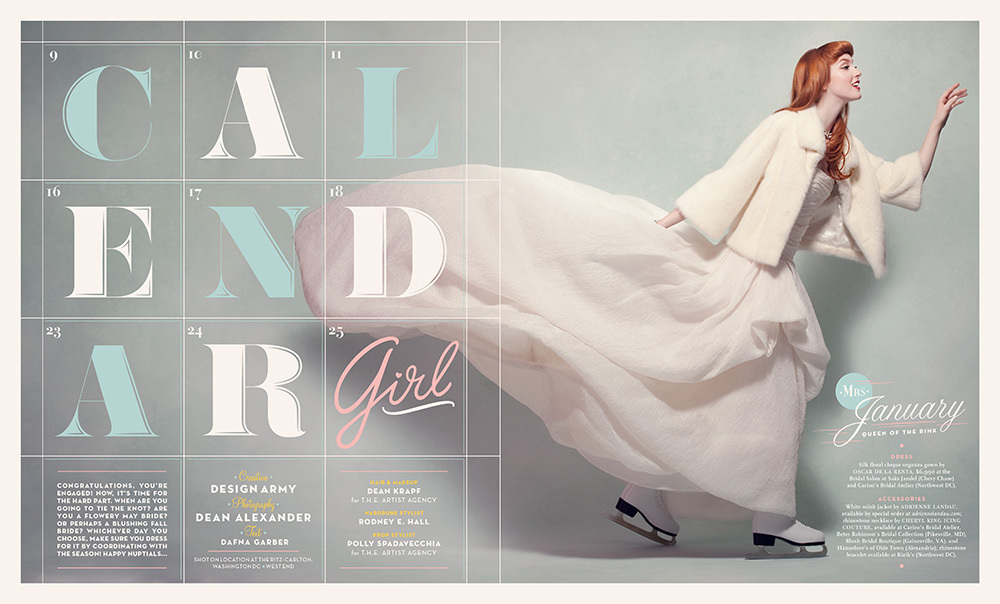 10 inspiring pieces of editorial design