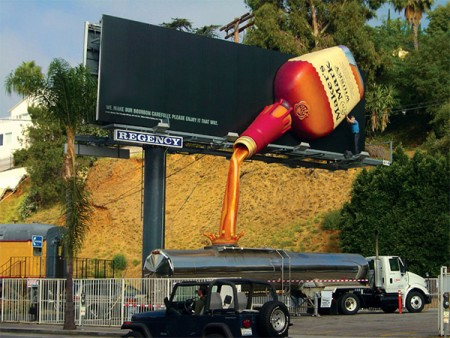 Liquor Billboard