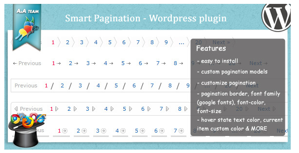 8 useful pagination plugins for WordPress