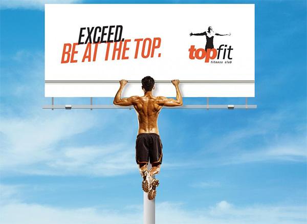 Topfit Fitness Club Pull-up