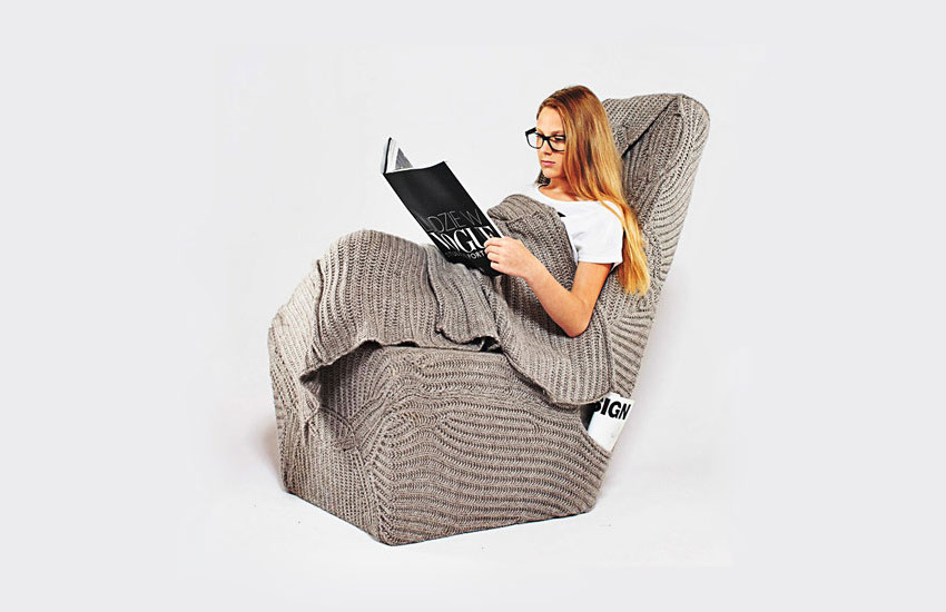 Wearable Furnitures That Will Keep You Warm