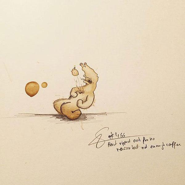coffee-stain-doodle-monsters-coffeemonsters-stefan-kuhnigk63