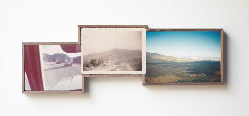 Fiction landscapes by J. Frede