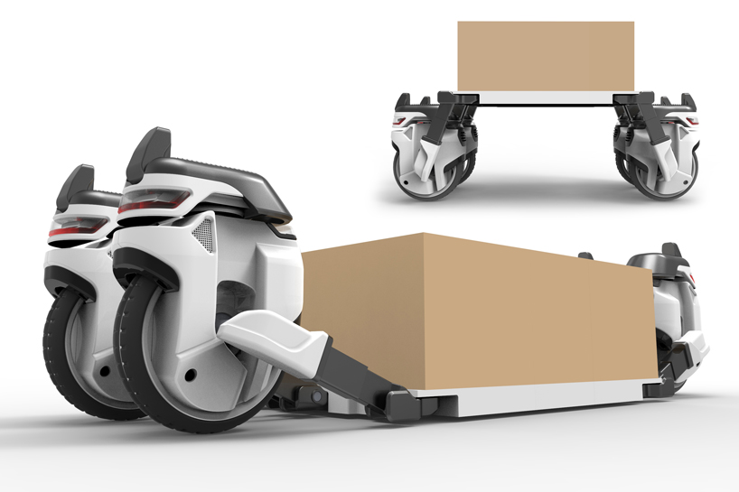 This Little Robot Could Be The Future Of Package Delivery
