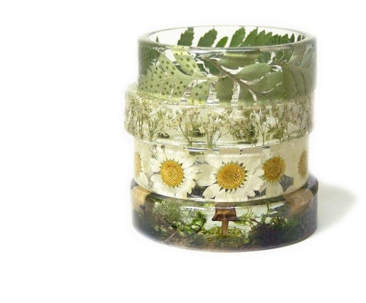 Handmade Botanical Jewelry by Sarah Smith