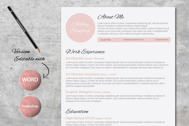 beautiful-resume-design