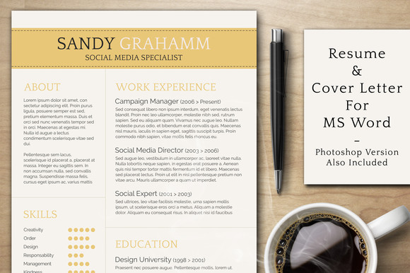 10 creative resumes to grab the recruiters attention