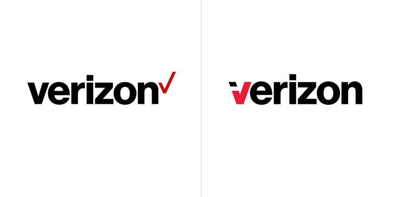 An alternative to the new Verizon logo