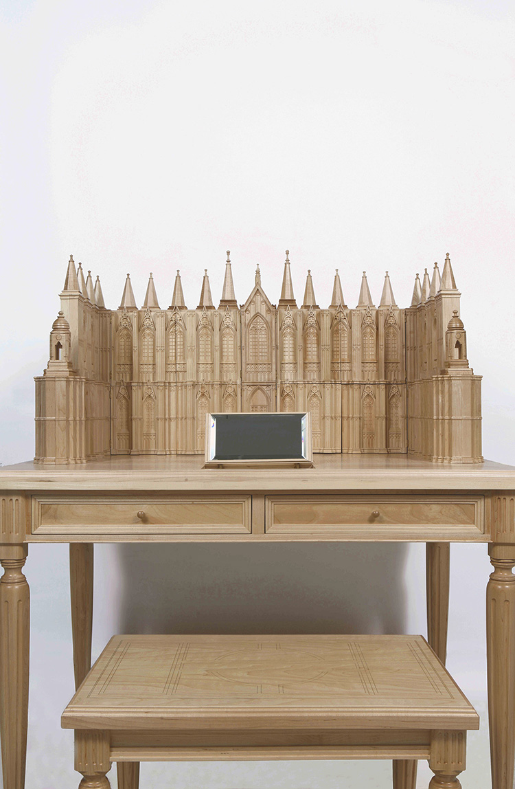 Functional sculptures by Sebastian ErraZuriz