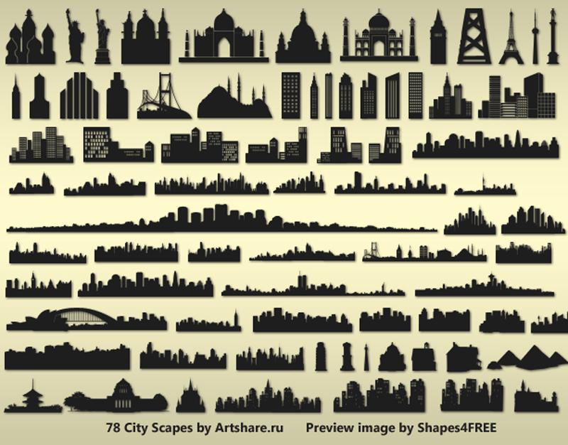 city-scapes