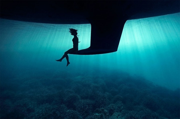 Amazing underwater photos by Enric Adrian Gener
