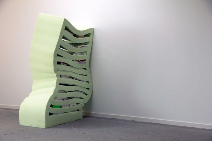 Soft furniture by Studio Dewi van de Klomp