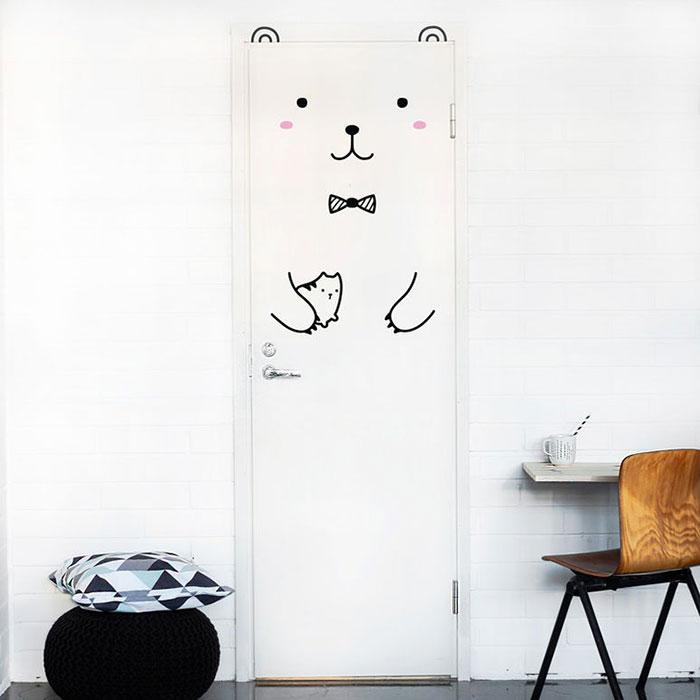 Stunning stickers door decals made sundays finland