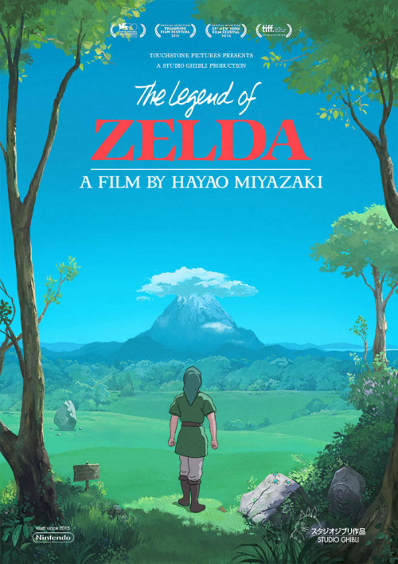 Rejoice if you are both a fan of The Legend of Zelda and of Studio Ghibli s  movies fdda5ec9ec