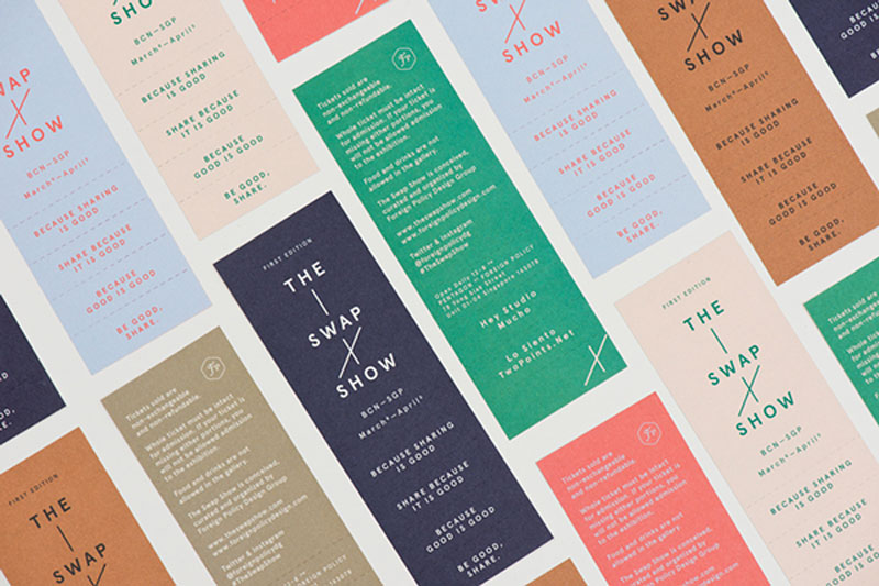 A collection of welldesigned event tickets Designer Daily