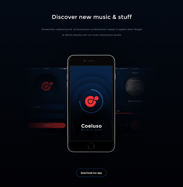 coeluso-music-mobile-app-psd-template