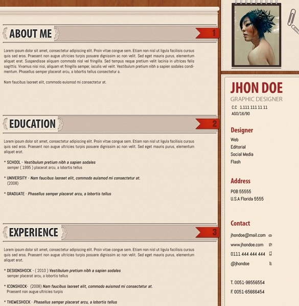 neat-professional-resume-template