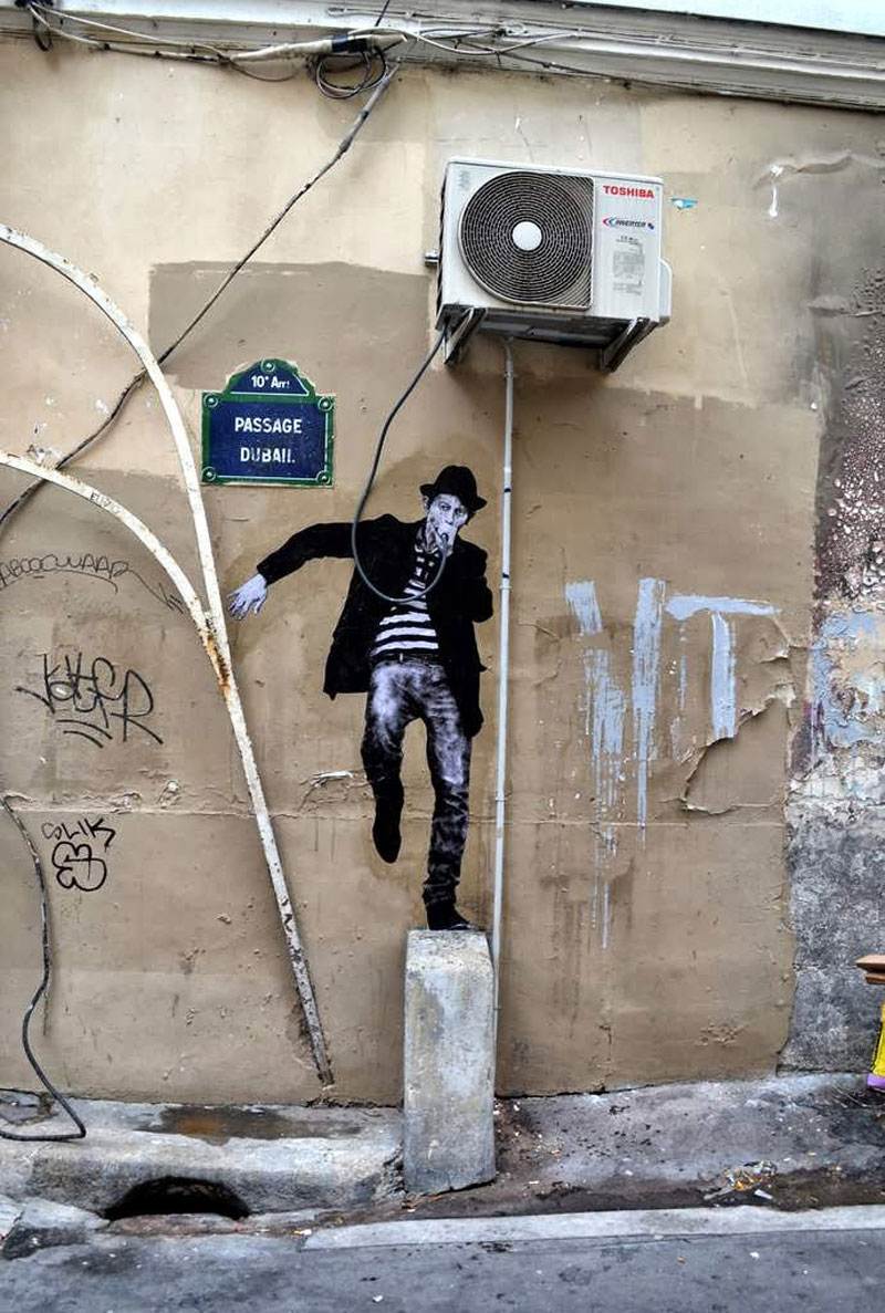 Street art at its best: a collection of 20 artworks you shouldn't miss