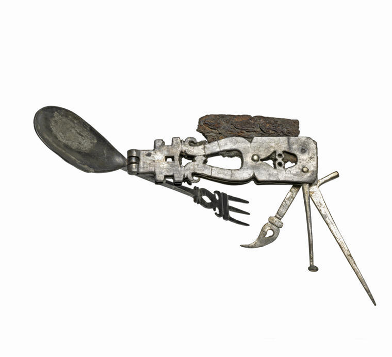 "The Roman ""Swiss Army knife"""