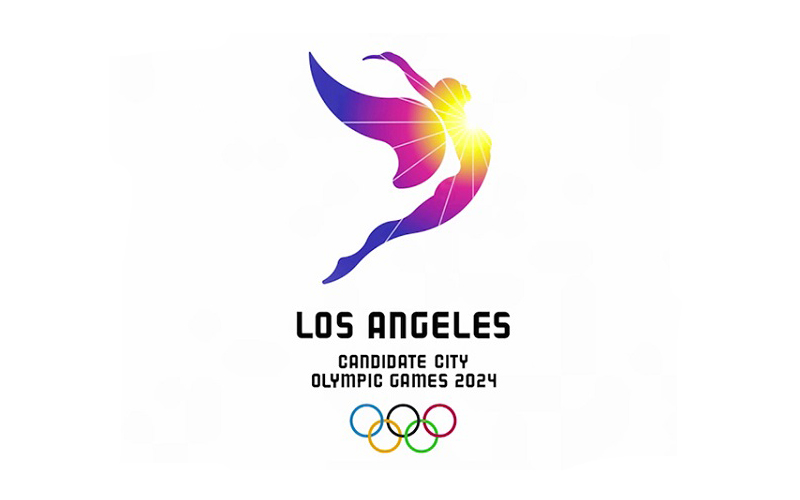 The Los Angeles 2024 Olympic Games committee wants you to worship the sun
