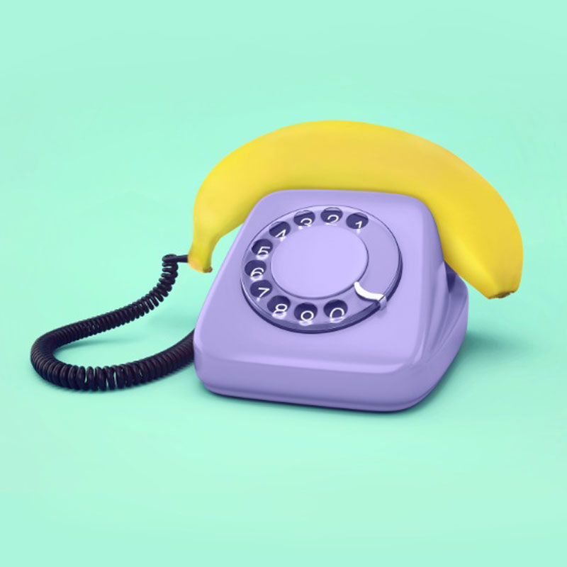 telephone-banana-prints