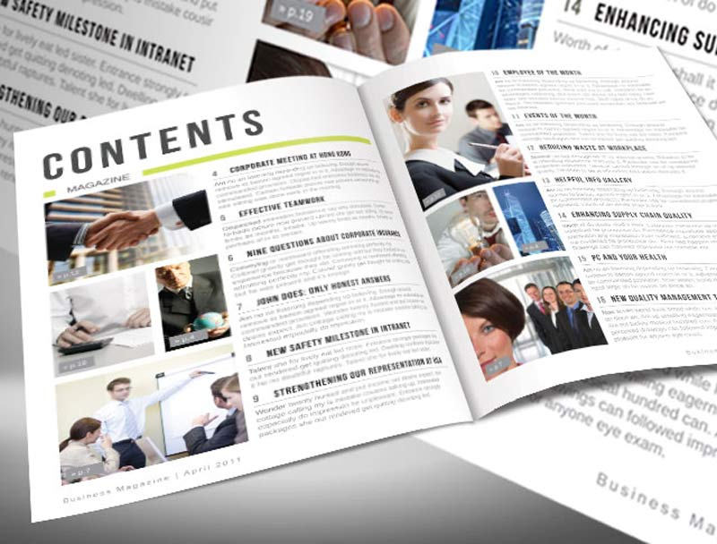 Best Indesign Templates Your Website For Quality Print Templates
