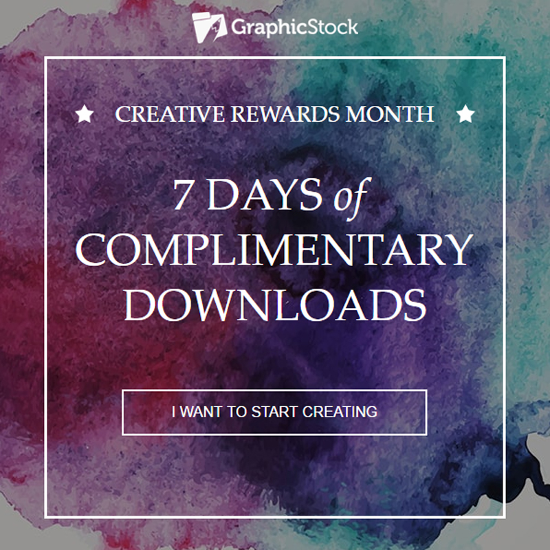 Create Something Amazing with 7 Days of Free Images