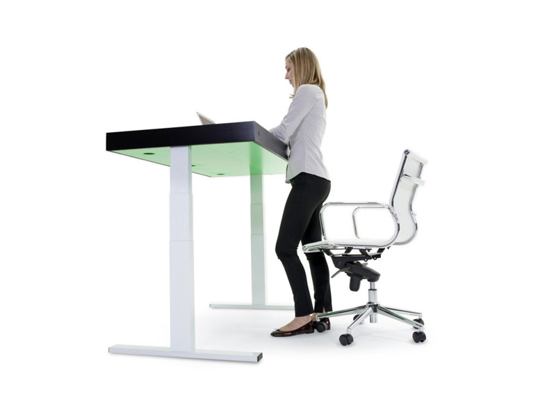 5 standing desks to make your workplace healthier