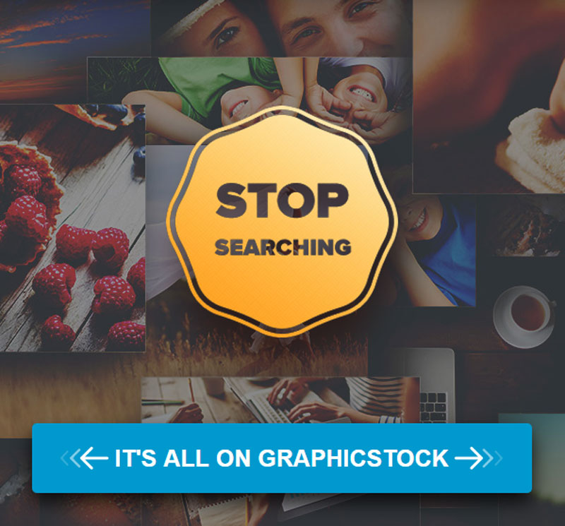Stop Searching…Download Anything You Want on GraphicStock