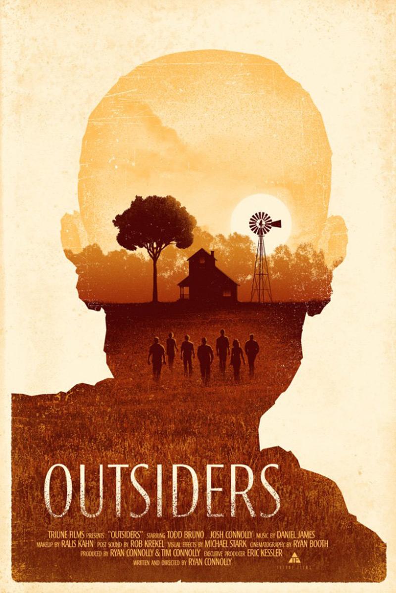 Adam Rabalais creates some stunning alternative movie posters