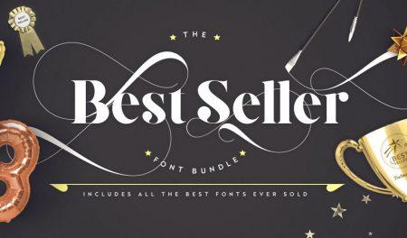 best-seller-font-bundle