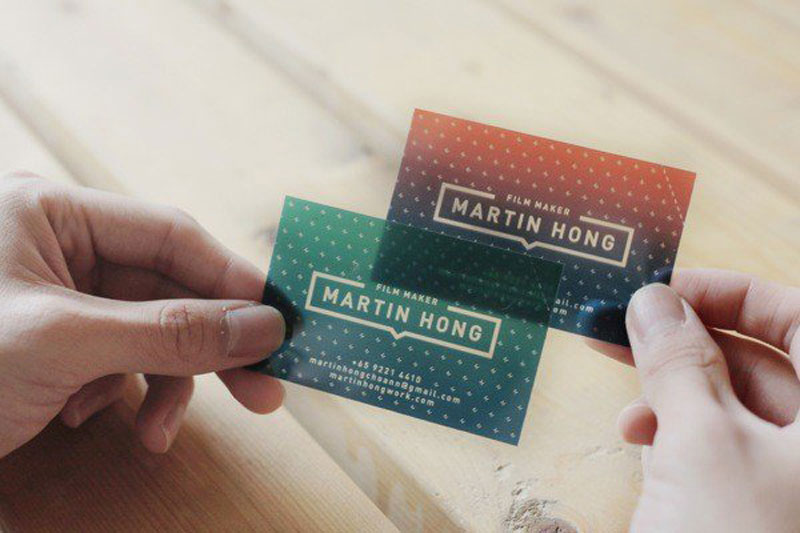 A collection of gorgeous business cards for your inspiration