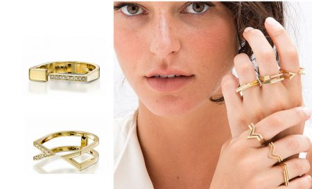 Symbiosis of technology and jewelry design