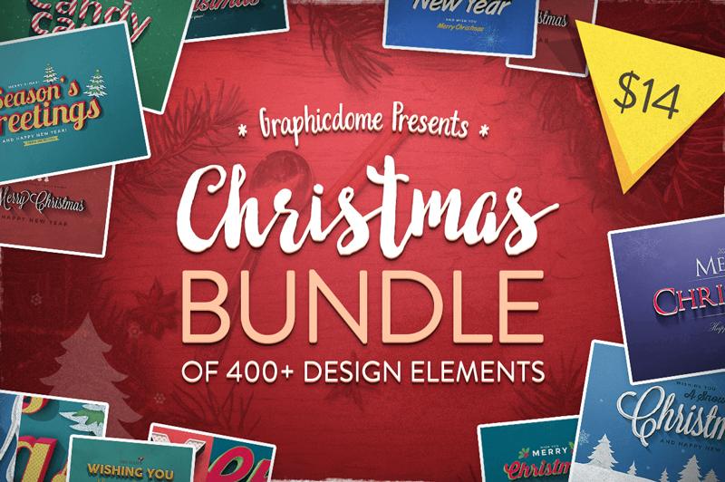 christmas-bundle-of-400-elements