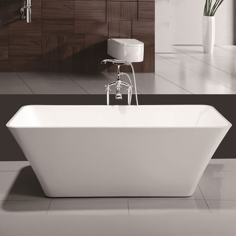 Designer Bathtub add a touch of class to your bathroom with a freestanding bathtub
