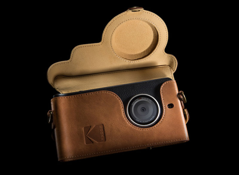 A smartphone designed specifically for photographers by Kodak