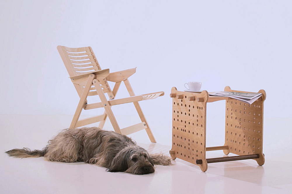 GO a modular furniture by SESTAVI Designer Daily graphic and