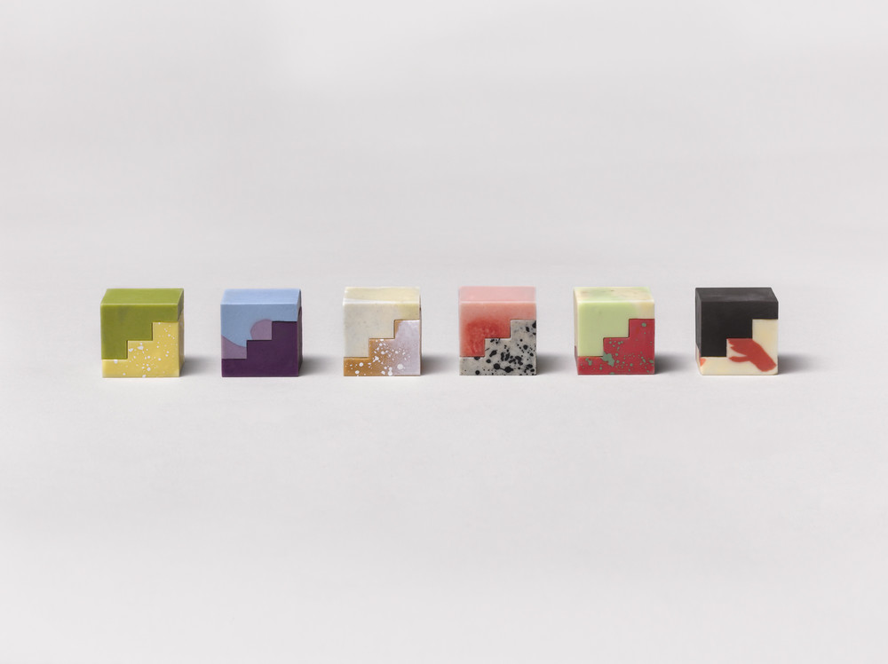 Complements: 3D printed modular chocolate