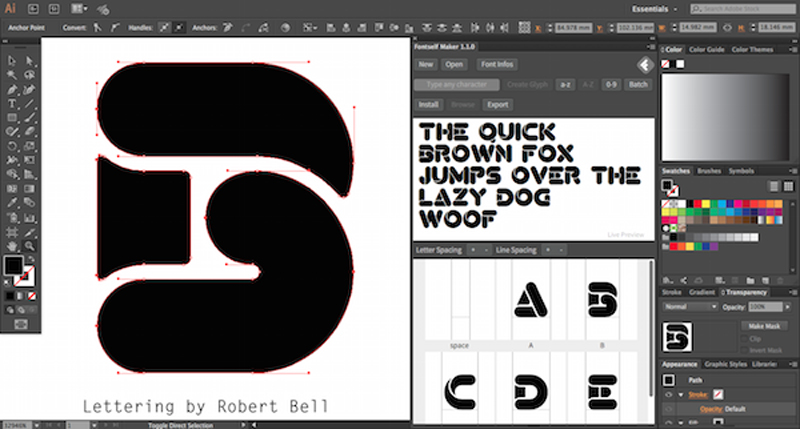 how to add fonts directly to photoshop