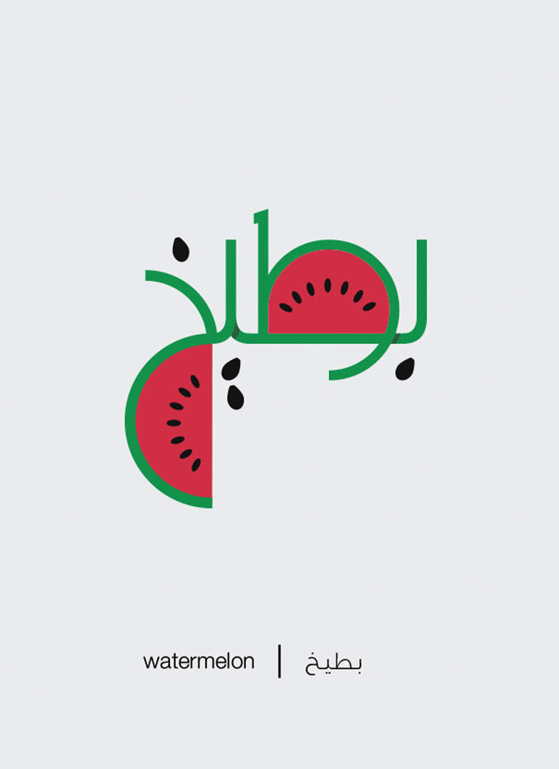 Illustrations That Explain Arabic Words Meaning