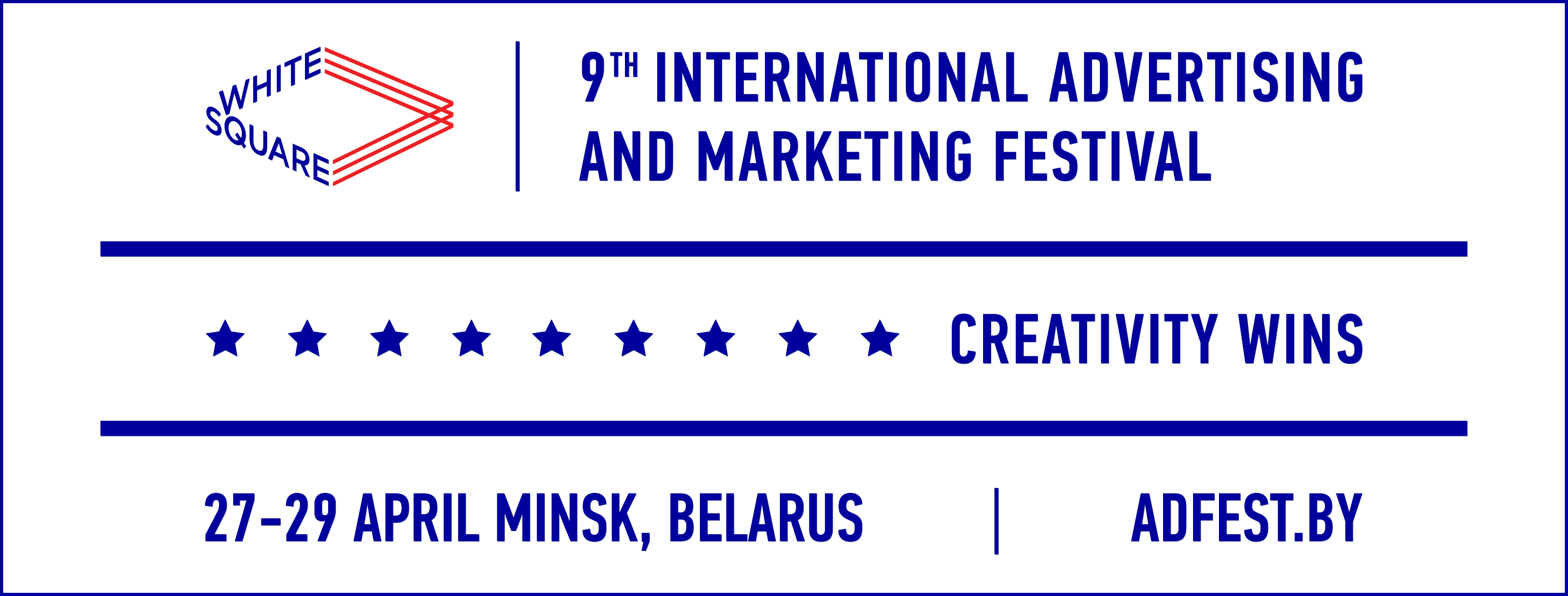 IX White Square Ad Festival Announces the Jury