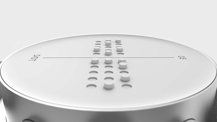 Dot produces the world's first Braille smartwatch