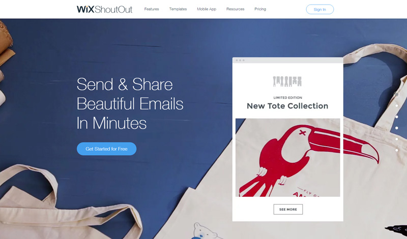 how to use wix to grow your business online designer daily graphic and web design blog
