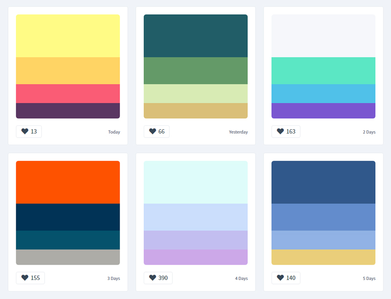 5 tools to work with color in web design