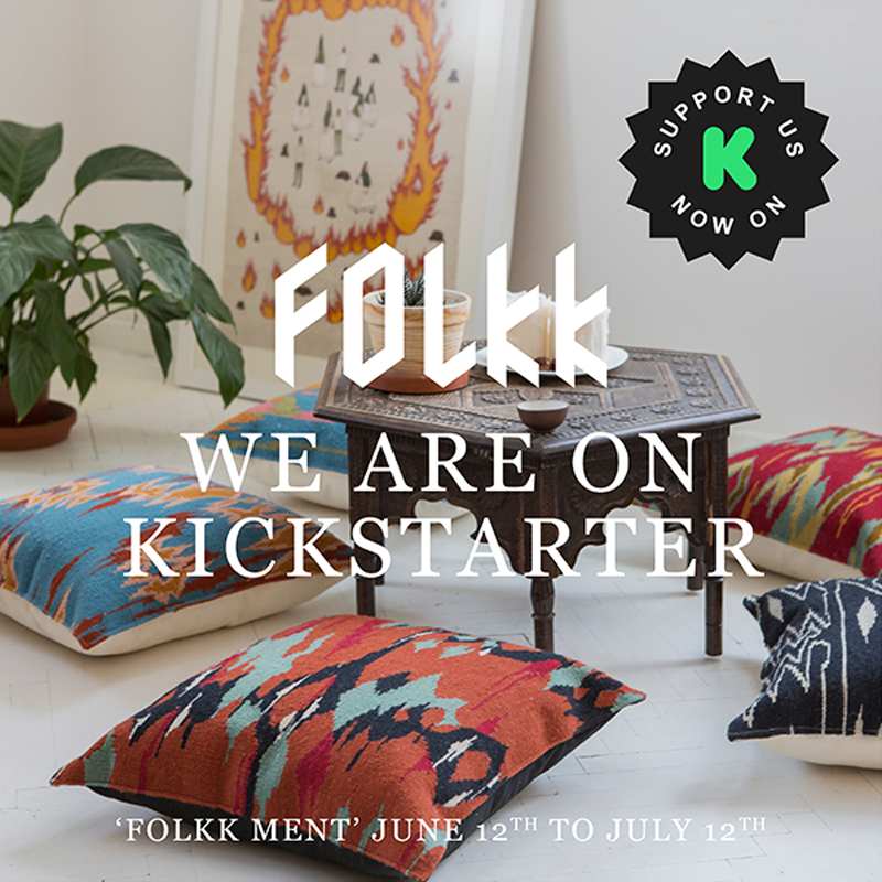Folkk: a Serbian network that connects craft artisans with emerging designers