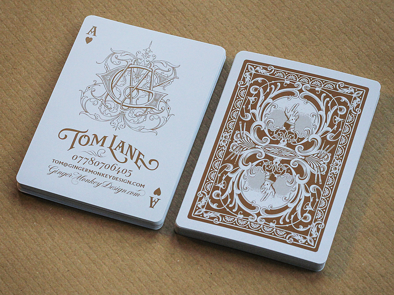 10 gorgeous business cards for your inspiration